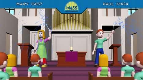 Jesus-Loving Video Games