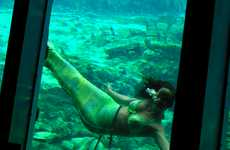 Live Mermaid Shows - The Town of Weeki Wachee Puts on a Fantastical Underwater Performance
