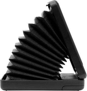 Accordion-Like Listening Devices