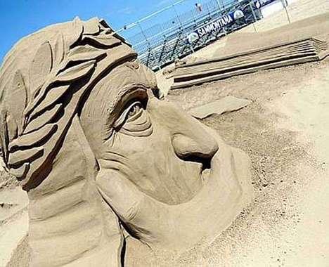 12 Sandy Artworks