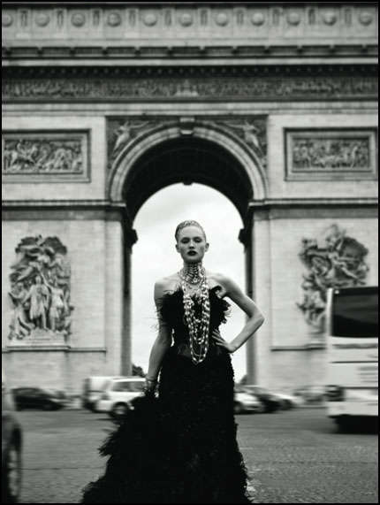 Triumphant Parisian Editorials