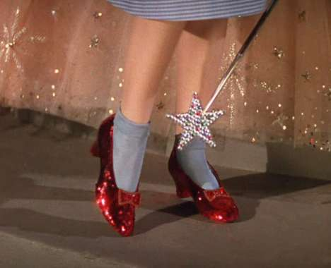 10 Wizard of Oz Inspirations