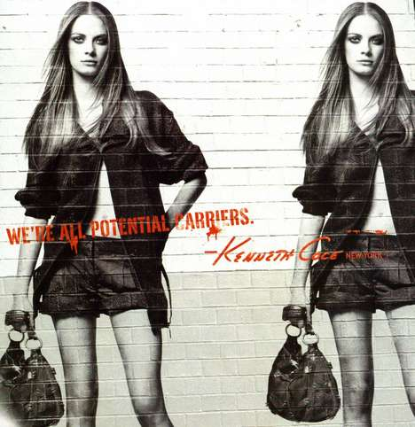 Kenneth Cole Uses AIDS to Sell Fashion