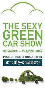 "World's First Eco Car Show - ""Sexy Green Car Show"""