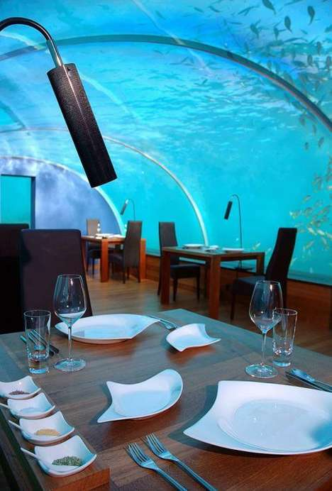 Underwater Restaurant (Update)