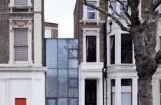 Sliver Houses - 3 Meter Wide Glass House