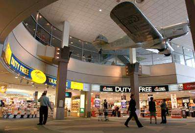 Airports as Shopping Destinations