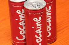 Cocaine Is Legal (FOLLOW UP) - Energy Drink Not Banned Despite Rumours