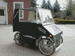 DIY Solar Powered Electric Car