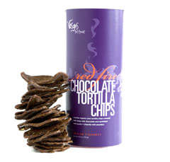 Chocolate Covered Tortilla Chips