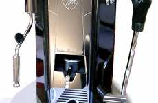 Full-Throttle Coffee Makers - Lamborghini Reinvigorates Good Java Creation