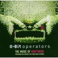 Retro Computer Music - Astralwerks Launches 8 bit Compilation CD