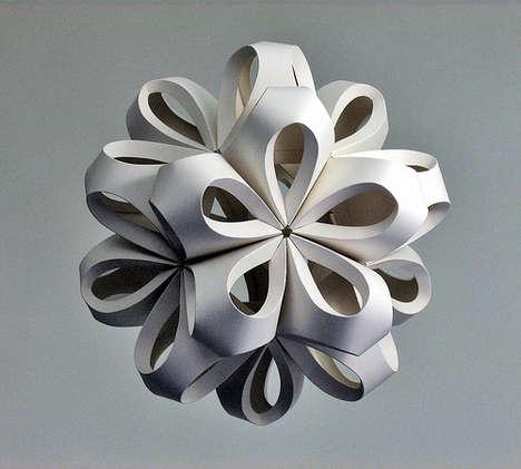 Paper Sculptures as Art