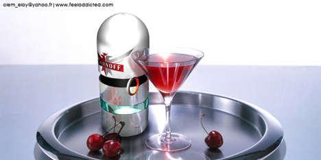 Yo Yo Cocktail Shaker
