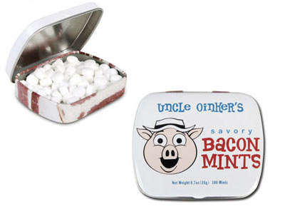 Bacon Flavoured Mints