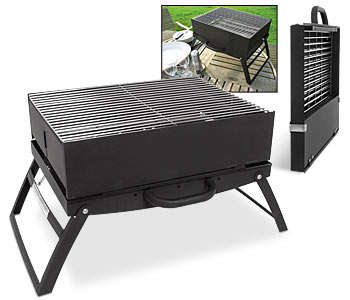 Portable BBQs - The BBQ Briefcase