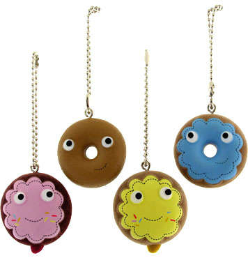 Donut Keyrings - Surprise Key Rings For Adults & Children Alike