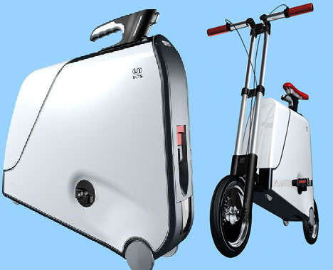 The Suitcase Bike