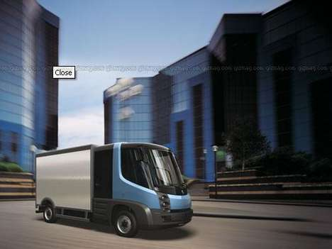 Modec Zero-Emission Trucks