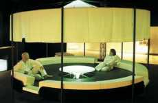 Ultra Modern Trampoline Rooms