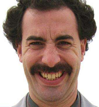 Borat As Art