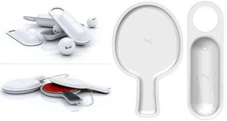 Designer Table Tennis