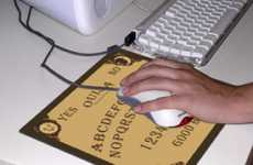 The Ouija Mouse Mat