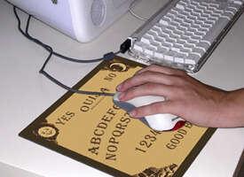 The Ouija Mouse Mat