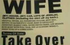 Sell Your Wife By Internet Auction