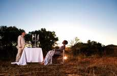 Safari Romance Photography - 'Safari Fashion' by Angie Lazaro Captures an Exotic Relationship