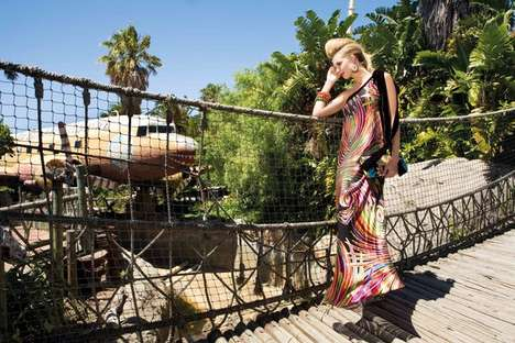 Fairground Fashion Shoots