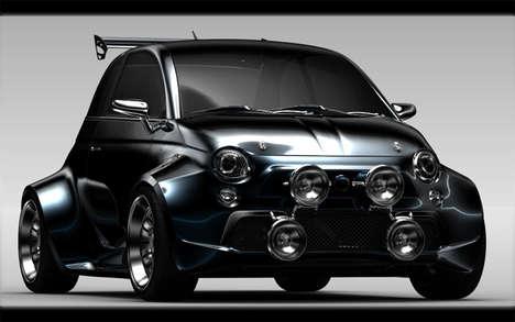 Sporty City Car Concepts