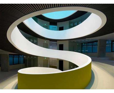 44 Outrageous Offices & Global Headquarters