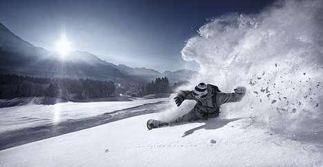 Surreal Snowboard Shoots