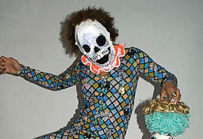 Creepy Clown Couture