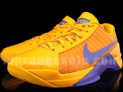Laker-Inspired Kicks