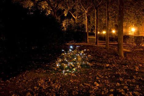 Fleeting Fall Leaves