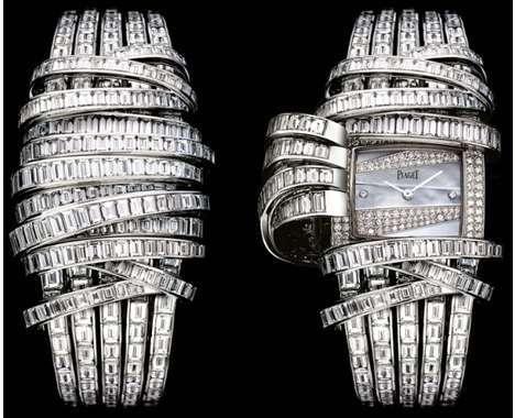 46 Frosty Diamond Baubles