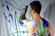 Birthday Suit Painting Parties