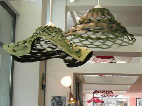 Whirling Skirt-Like Exhibits