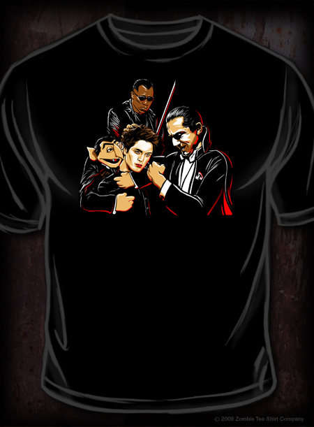 The Awesome 'OG Vampires' Shirt from Zombie Tee Shirt Company
