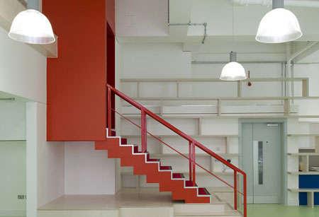 Building Block Stairways