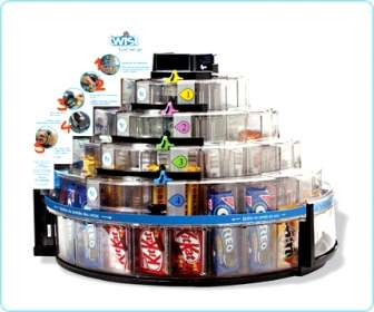 Spinning Food Dispensers