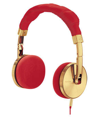 Holiday Headphones - Nixon Wants You to Rock Around the Christmas Tree in Style