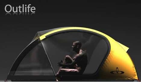 Transparent Tents
