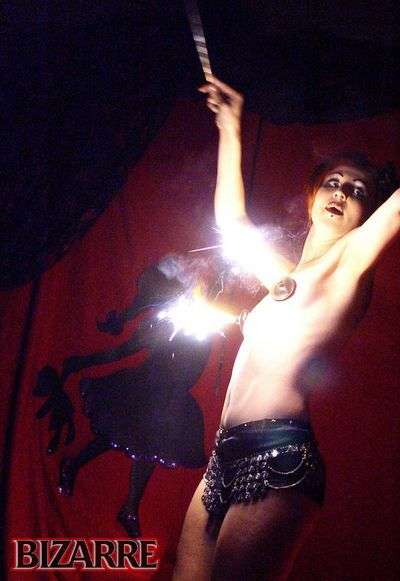 Fiery Burlesque Shows