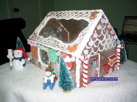 Gingerbread PCs