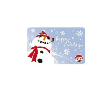 11 Gift Cards and Certificates