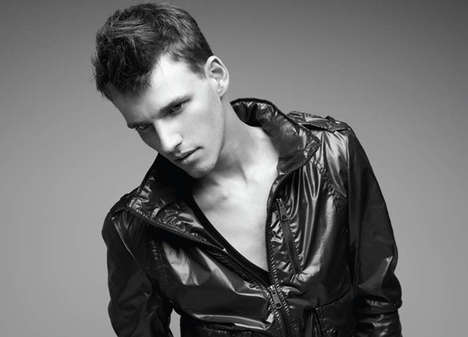 Leather-Clad Spring Collections