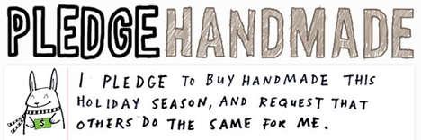 Seasonal Handmade Pledges